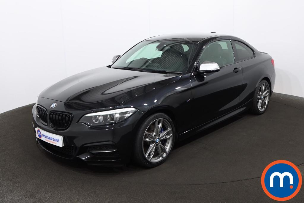 BMW 2 Series M240i 2dr [Nav] Step Auto - Stock Number 1226983 Passenger side front corner