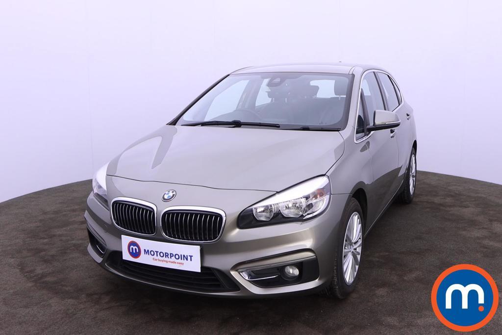 BMW 2 Series 216d Luxury 5dr [Nav] - Stock Number 1227449 Passenger side front corner