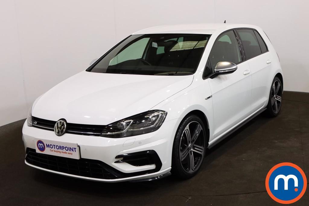 Volkswagen Golf 2.0 TSI 300 R 5dr 4MOTION DSG - Stock Number 1227922 Passenger side front corner