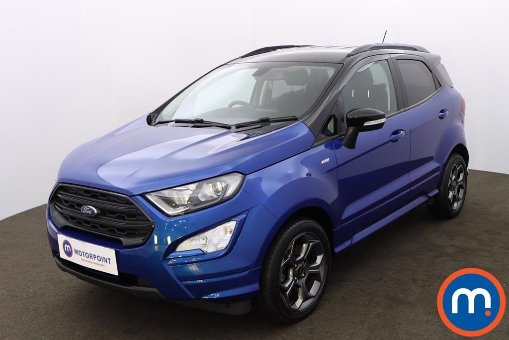 Ford Ecosport 1.0 EcoBoost ST-Line 5dr - Stock Number 1229797 Passenger side front corner