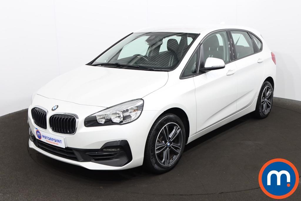 BMW 2 Series 218i Sport 5dr - Stock Number 1230184 Passenger side front corner