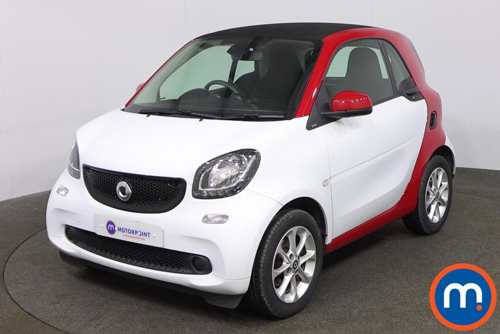 Smart Fortwo Coupe 1.0 Passion 2dr Auto - Stock Number 1223087 Passenger side front corner