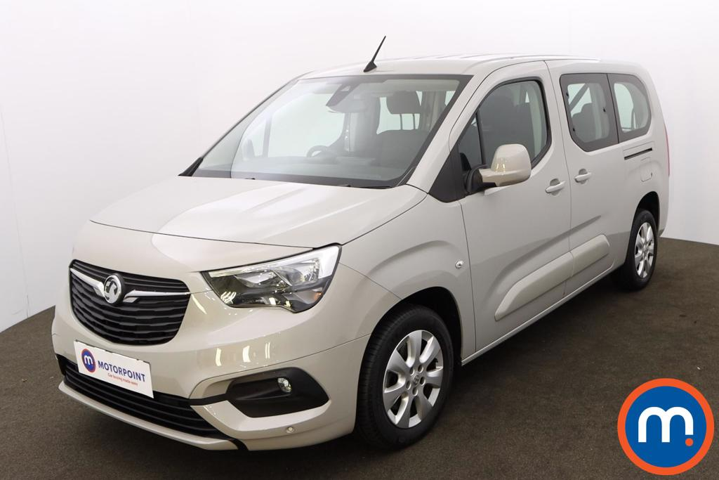 Vauxhall Combo Life 1.5 Turbo D Energy XL 5dr [7 seat] - Stock Number 1225113 Passenger side front corner