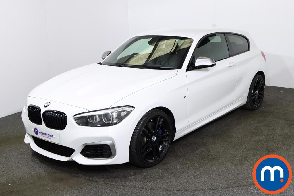 BMW 1 Series M140i Shadow Edition 3dr Step Auto - Stock Number 1227229 Passenger side front corner