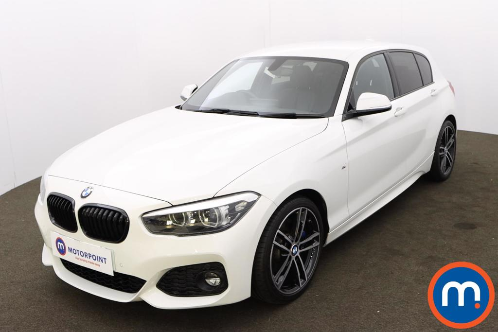 BMW 1 Series 120i [2.0] M Sport Shadow Ed 5dr Step Auto - Stock Number 1227503 Passenger side front corner
