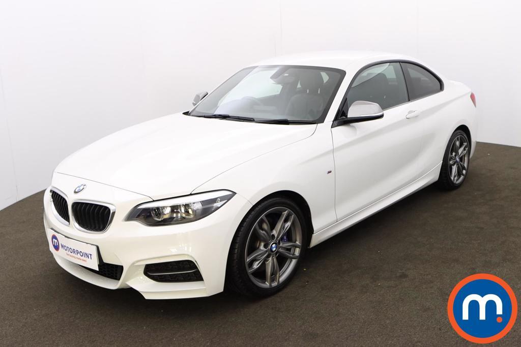 BMW 2 Series M240i 2dr [Nav] Step Auto - Stock Number 1227613 Passenger side front corner