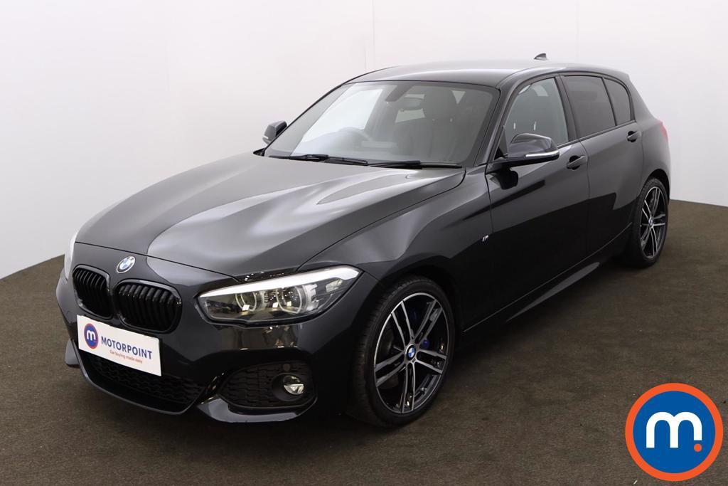 BMW 1 Series 118i [1.5] M Sport Shadow Edition 5dr - Stock Number 1227616 Passenger side front corner