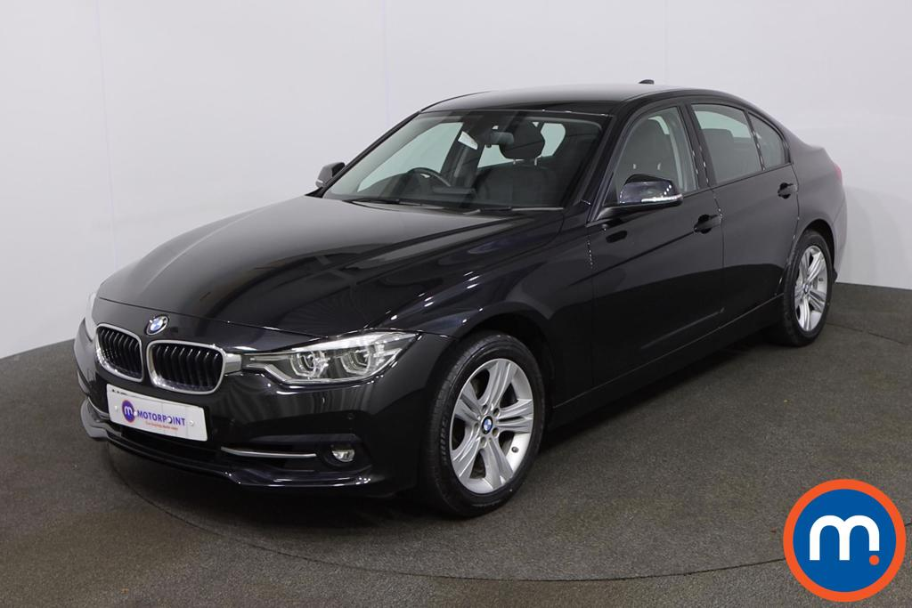 BMW 3 Series 318i Sport 4dr - Stock Number 1227651 Passenger side front corner