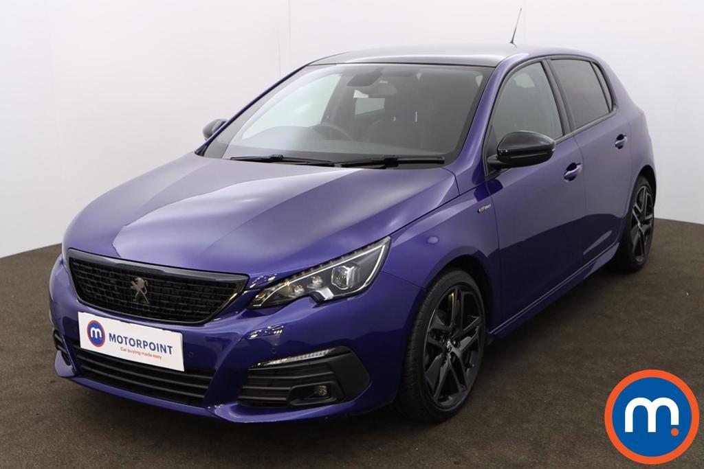 Peugeot 308 1.5 BlueHDi 130 GT Line 5dr - Stock Number 1227876 Passenger side front corner