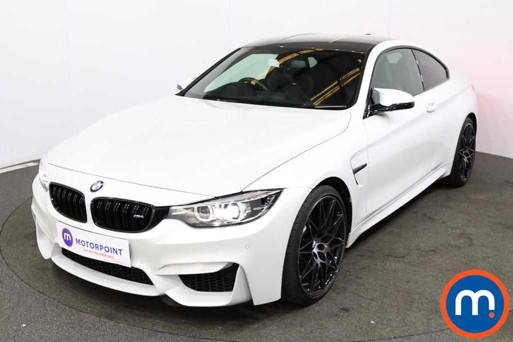 BMW M4 M4 2dr DCT [Competition Pack] - Stock Number 1228443 Passenger side front corner
