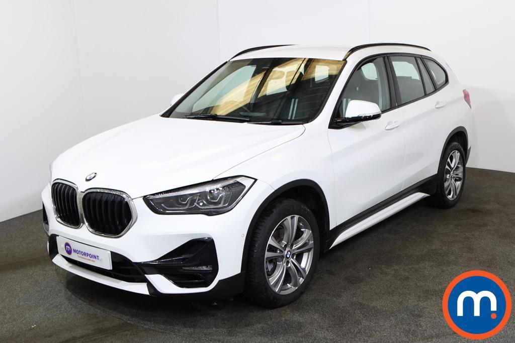 BMW X1 sDrive 18i Sport 5dr Step Auto - Stock Number 1228762 Passenger side front corner