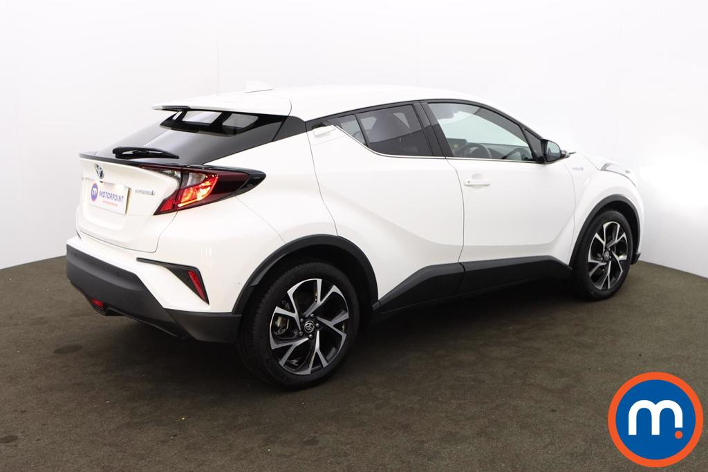 Toyota C-Hr 1.8 Hybrid Design 5dr CVT - Stock Number 1228971 Passenger side front corner