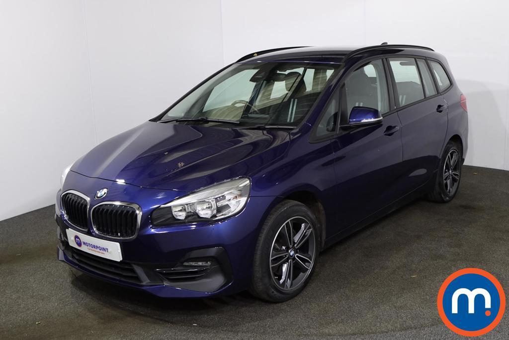 BMW 2 Series 218i [140] Sport 5dr - Stock Number 1229228 Passenger side front corner