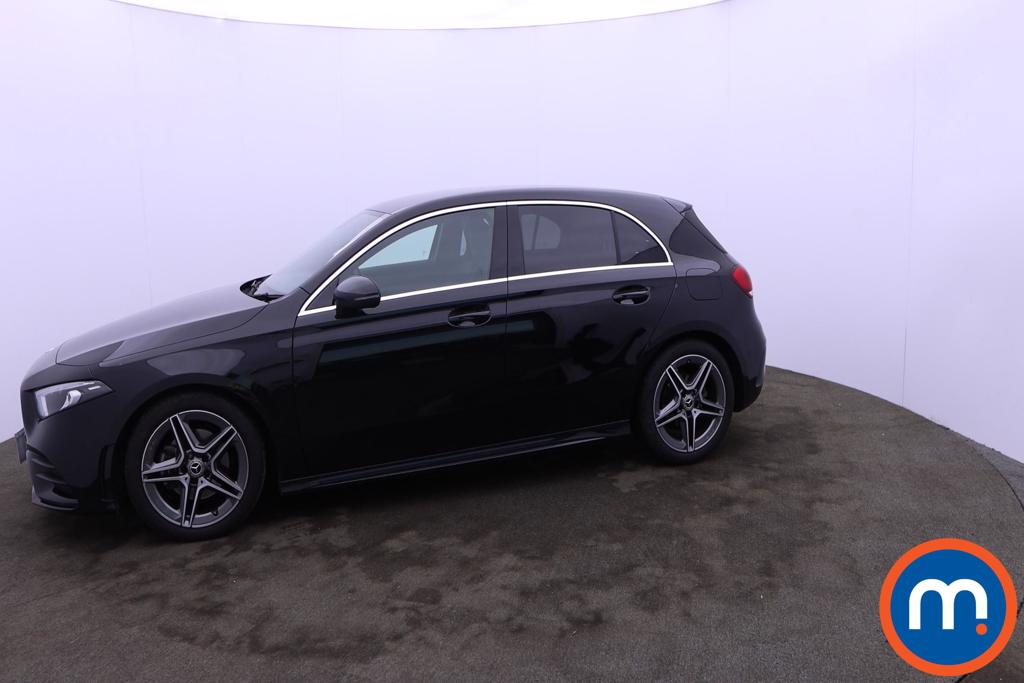 Mercedes-Benz A Class A180 AMG Line Executive 5dr - Stock Number 1229561 Passenger side front corner