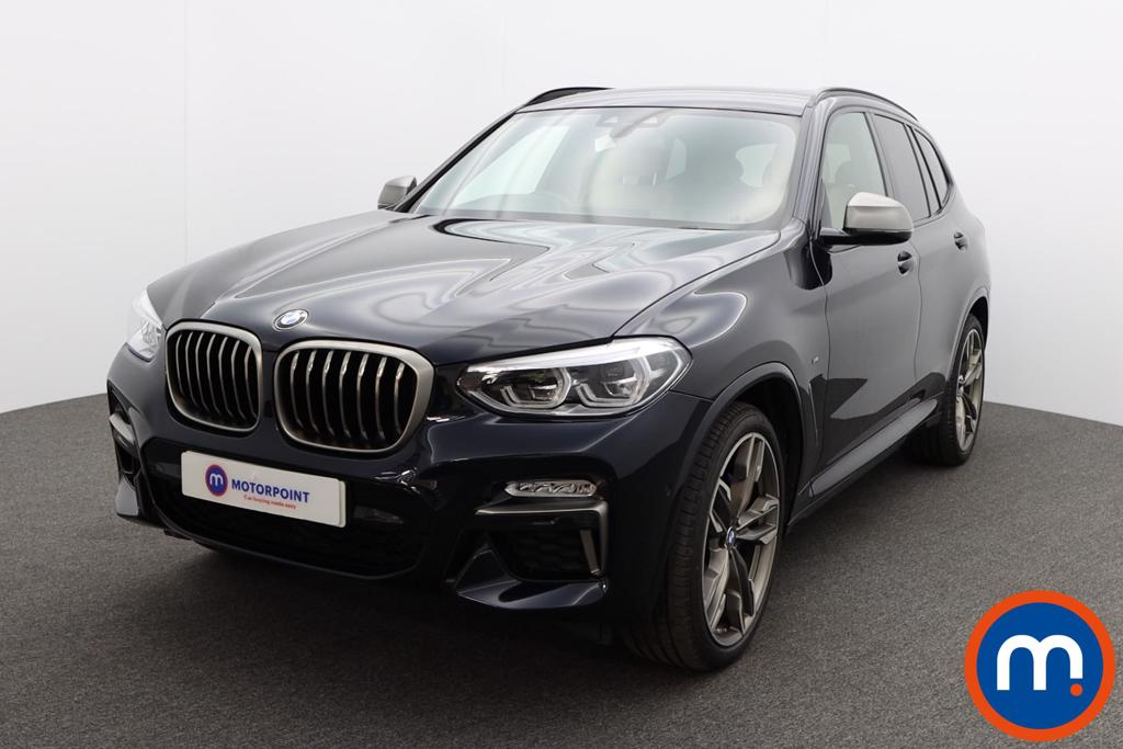 BMW X3 xDrive M40i 5dr Step Auto - Stock Number 1229571 Passenger side front corner