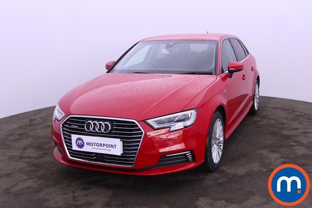 Audi A3 1.4 TFSI e-tron 5dr S Tronic - Stock Number 1230316 Passenger side front corner
