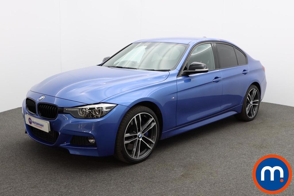BMW 3 Series 330d xDrive M Sport Shadow Edition 4dr Step Auto - Stock Number 1215583 Passenger side front corner