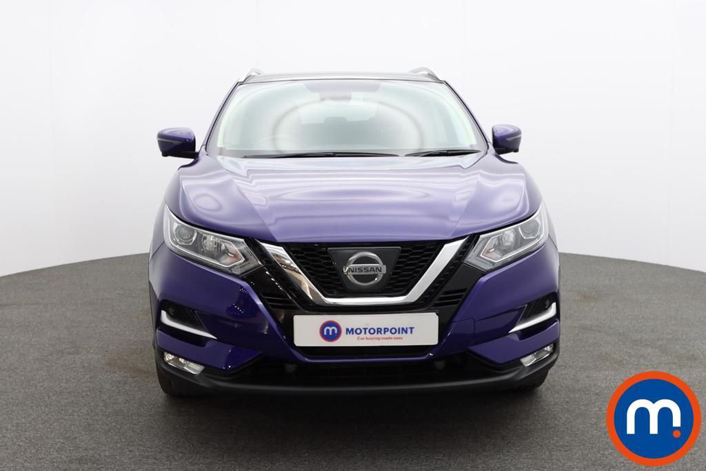 Nissan Qashqai 1.2 DiG-T N-Connecta 5dr - Stock Number 1217504 Passenger side front corner