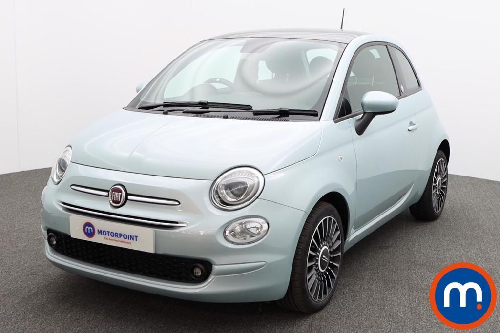 Fiat 500 1.0 Mild Hybrid Launch Edition 3dr - Stock Number 1218034 Passenger side front corner