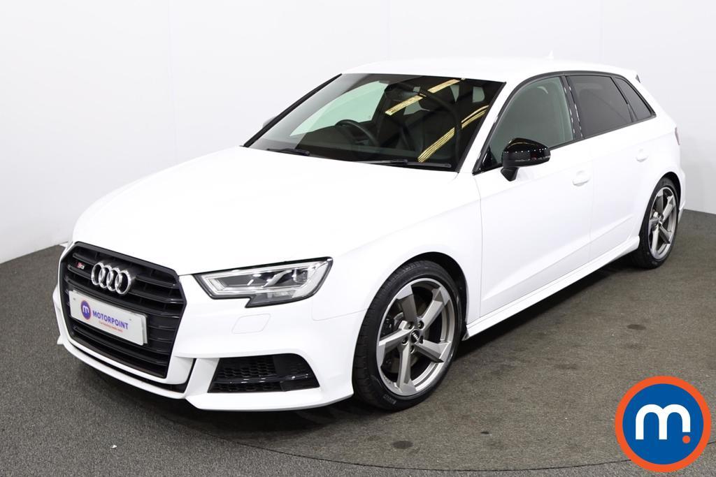 Audi A3 S3 TFSI Quattro Black Edition 5dr S Tronic [Tech] - Stock Number 1225137 Passenger side front corner