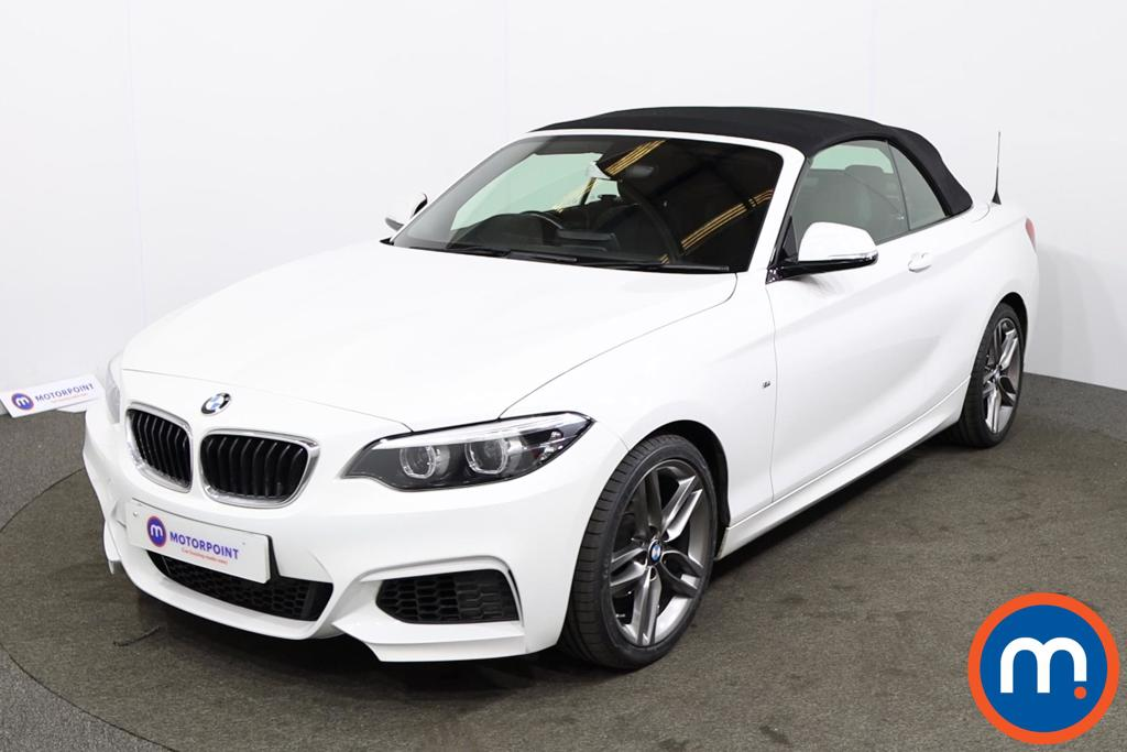 BMW 2 Series 218i M Sport 2dr [Nav] Step Auto - Stock Number 1225664 Passenger side front corner