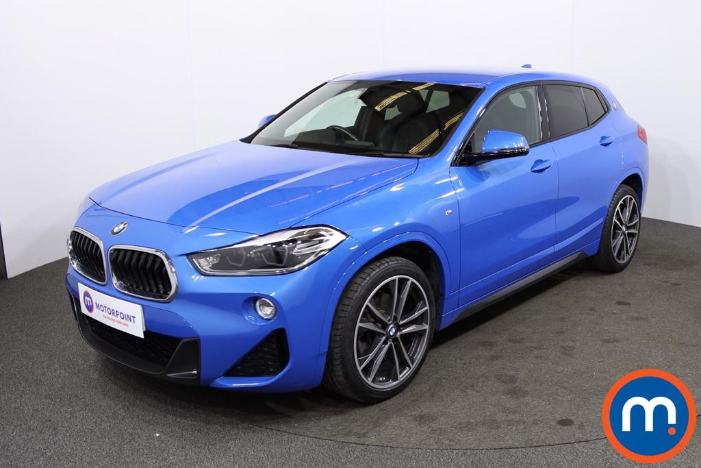 BMW X2 xDrive 20d M Sport 5dr Step Auto - Stock Number 1225764 Passenger side front corner