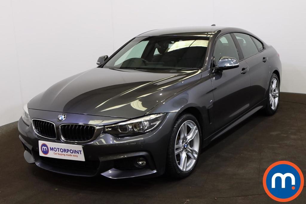 BMW 4 Series 420i M Sport 5dr Auto [Professional Media] - Stock Number 1227046 Passenger side front corner