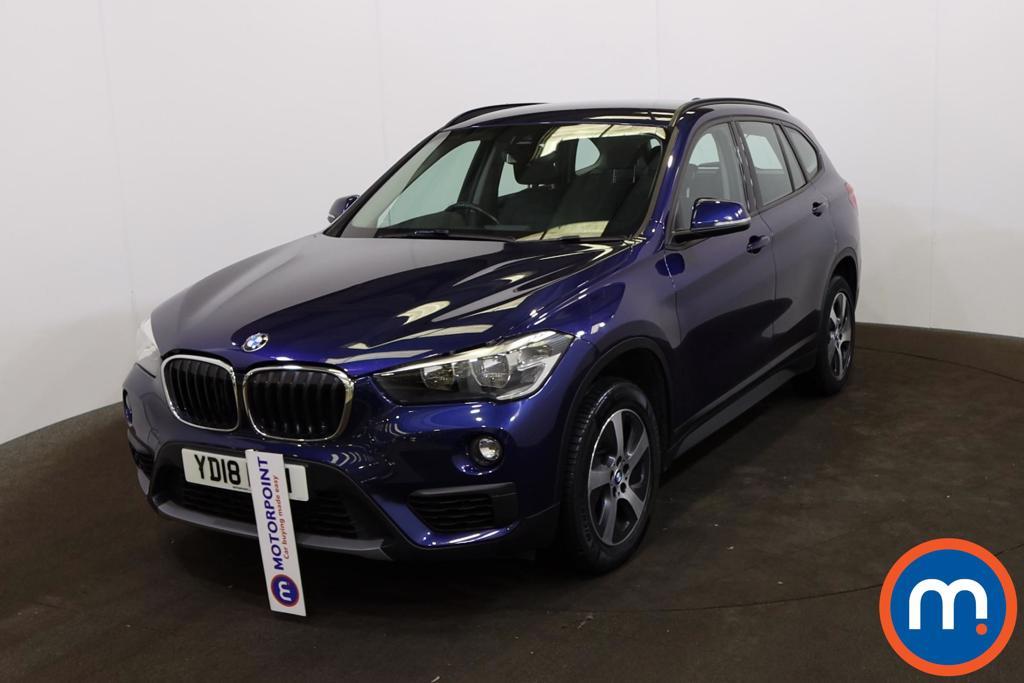 BMW X1 sDrive 20i SE 5dr Step Auto - Stock Number 1228647 Passenger side front corner