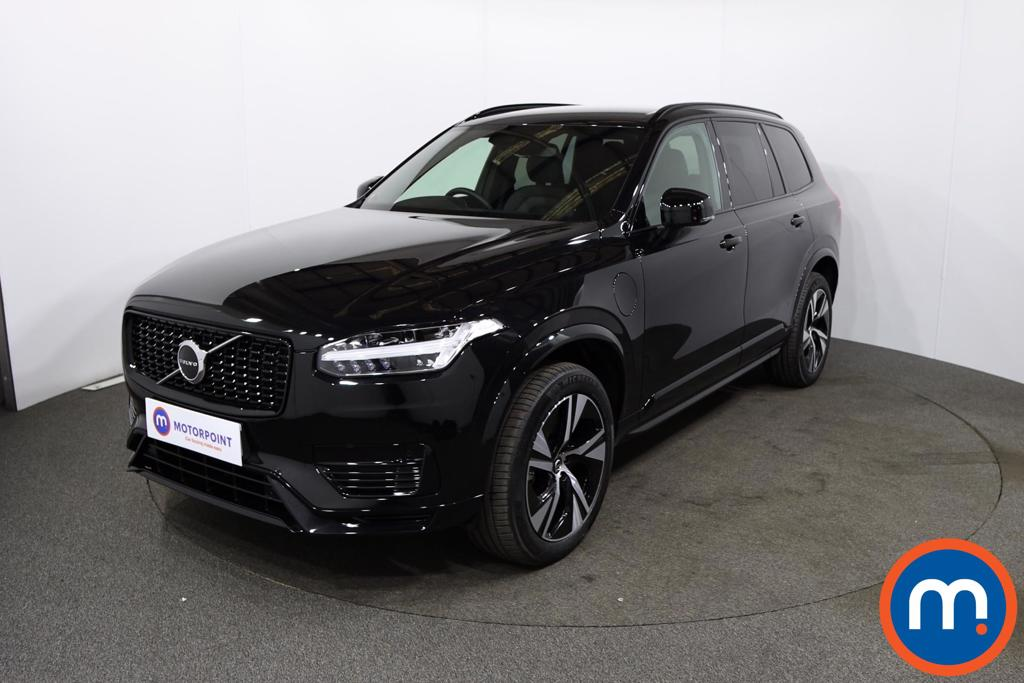 Volvo Xc90 2.0 T8 Recharge PHEV R DESIGN 5dr AWD Auto - Stock Number 1228787 Passenger side front corner