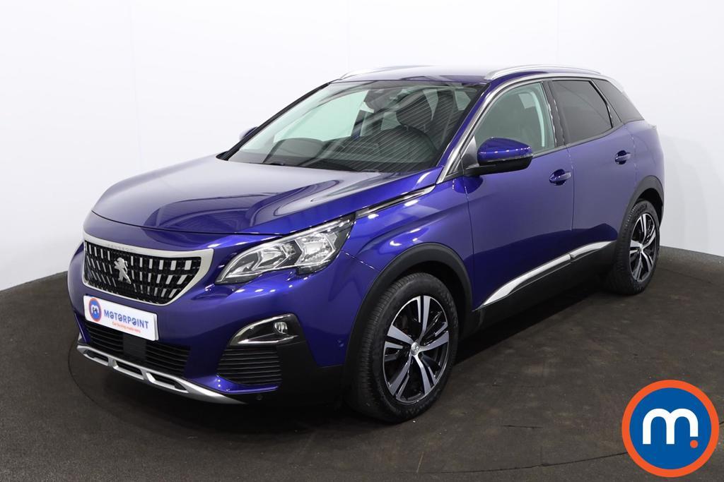 Peugeot 3008 1.5 BlueHDi Allure 5dr EAT8 - Stock Number 1228807 Passenger side front corner