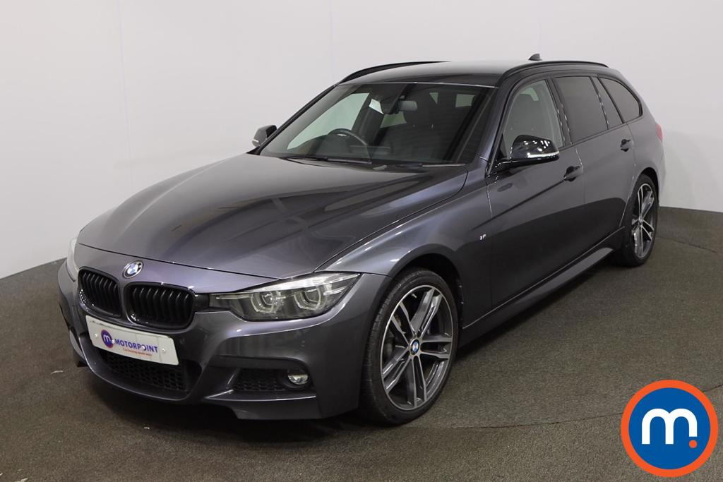 BMW 3 Series 335d xDrive M Sport Shadow Edition 5dr Step Auto - Stock Number 1228884 Passenger side front corner