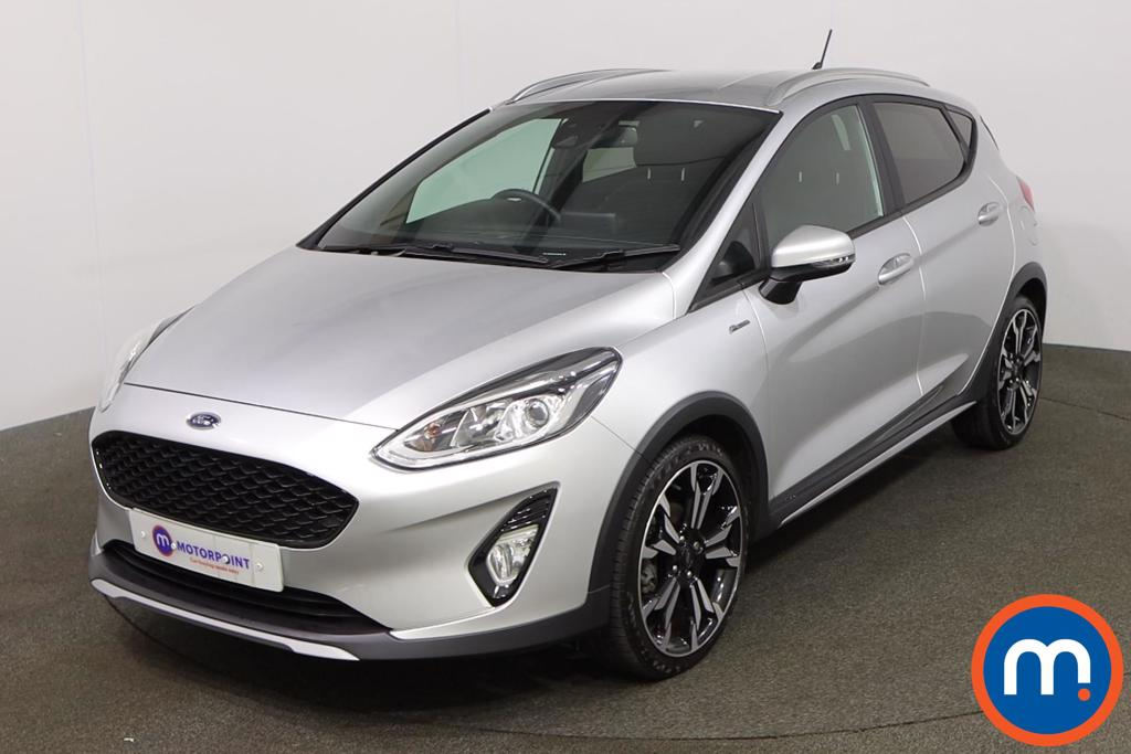 Ford Fiesta 1.0 EcoBoost Active X Edition 5dr Auto - Stock Number 1229632 Passenger side front corner