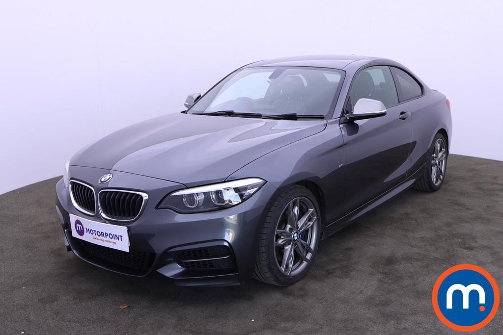 BMW 2 Series M240i 2dr [Nav] Step Auto - Stock Number 1229710 Passenger side front corner