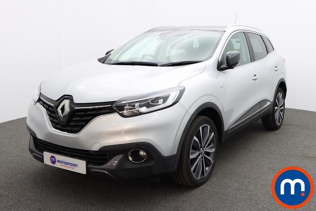 Renault Kadjar 1.6 dCi Signature Nav 5dr - Stock Number 1219161 Passenger side front corner