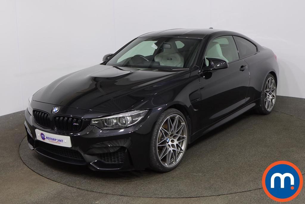 BMW M4 M4 2dr DCT [Competition Pack] - Stock Number 1222584 Passenger side front corner
