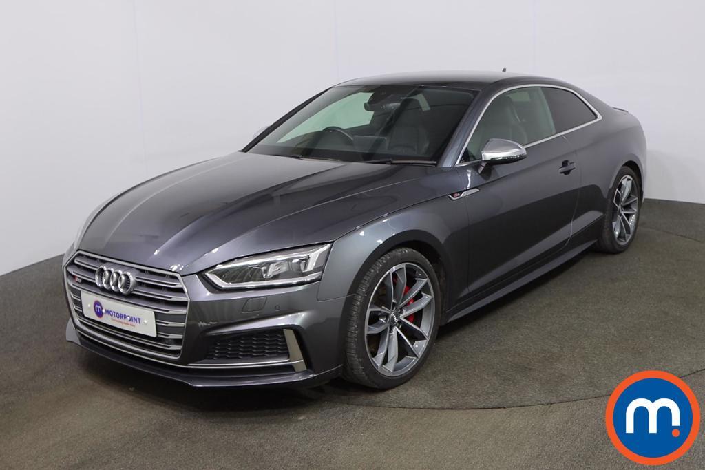 Audi A5 S5 Quattro 2dr Tiptronic - Stock Number 1223688 Passenger side front corner