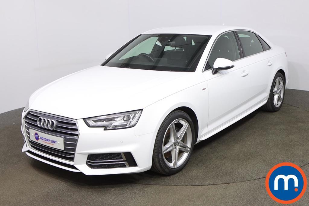 Audi A4 1.4T FSI S Line 4dr [Leather-Alc] - Stock Number 1224210 Passenger side front corner