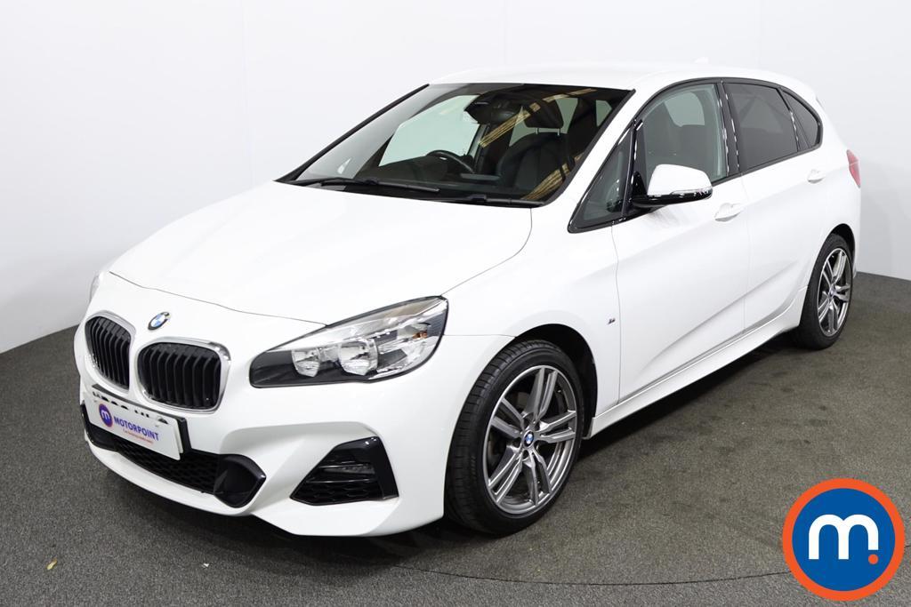 BMW 2 Series 218i M Sport 5dr - Stock Number 1225763 Passenger side front corner