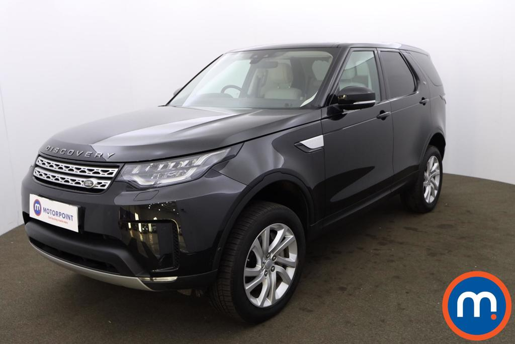 Land Rover Discovery 3.0 SDV6 HSE 5dr Auto - Stock Number 1226175 Passenger side front corner