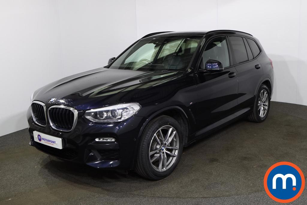 BMW X3 xDrive20d M Sport 5dr Step Auto - Stock Number 1226761 Passenger side front corner