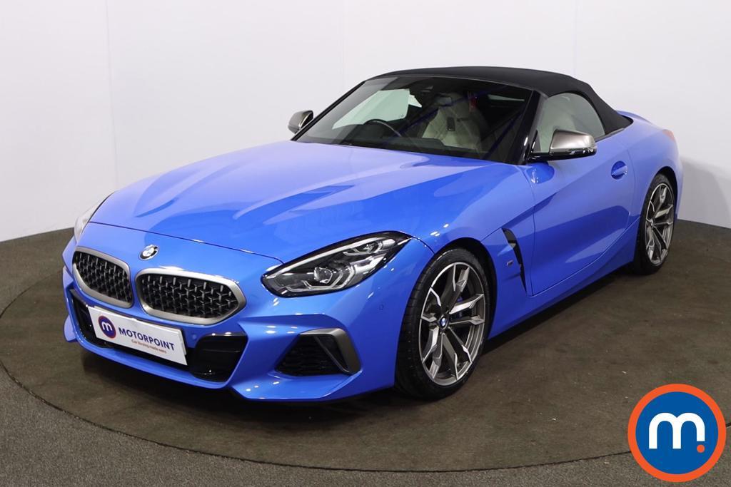 BMW Z4 sDrive M40i 2dr Auto - Stock Number 1227167 Passenger side front corner