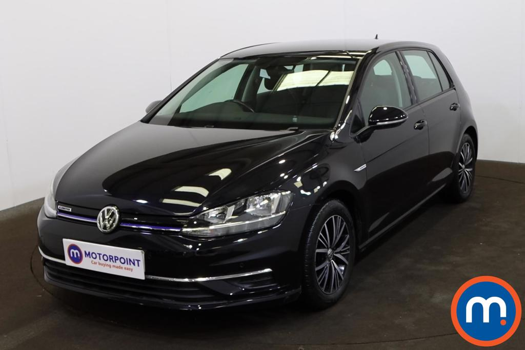 Volkswagen Golf 1.5 TSI EVO SE [Nav] 5dr DSG - Stock Number 1227261 Passenger side front corner