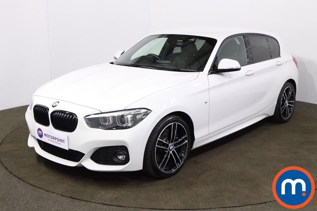 BMW 1 Series 118i [1.5] M Sport Shadow Edition 5dr - Stock Number 1227548 Passenger side front corner
