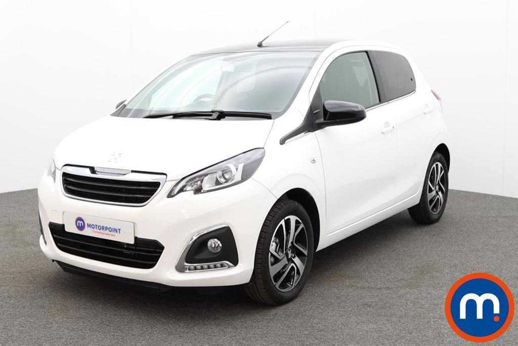 Peugeot 108 1.0 72 Allure 5dr 2-Tronic - Stock Number 1229783 Passenger side front corner