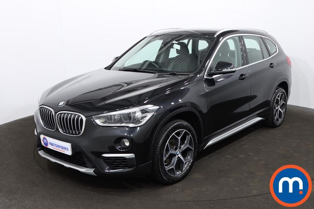 BMW X1 sDrive 18i xLine 5dr - Stock Number 1230157 Passenger side front corner