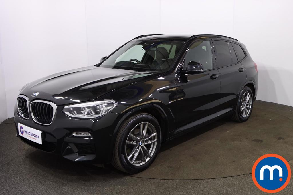BMW X3 xDrive20i M Sport 5dr Step Auto - Stock Number 1230227 Passenger side front corner