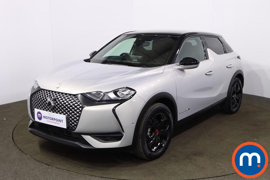 DS Ds 3 100kW E-TENSE Performance Line 50kWh 5dr Auto - Stock Number 1216128 Passenger side front corner