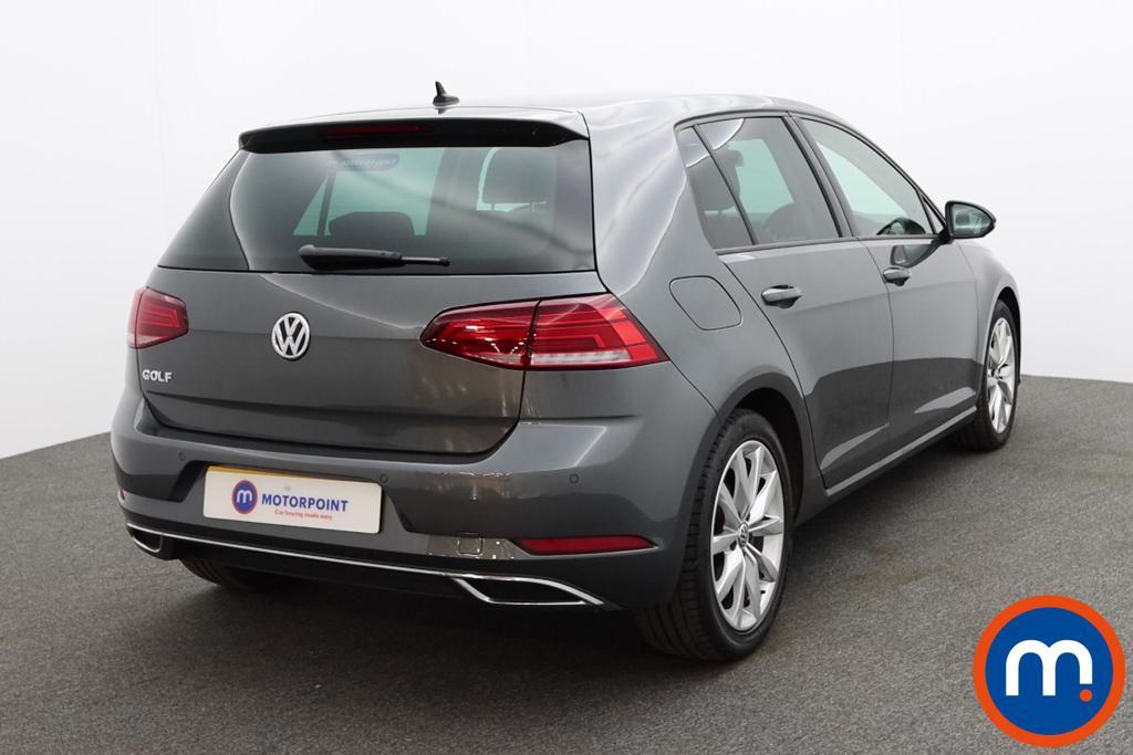 Volkswagen Golf 2.0 TDI GT 5dr - Stock Number 1217083 Passenger side front corner