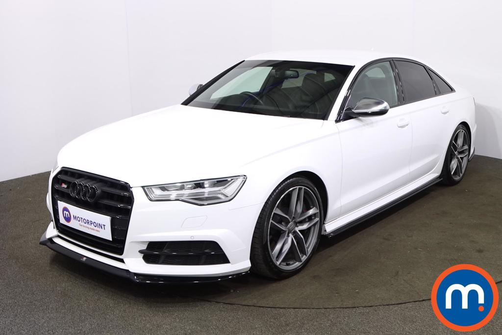 Audi A6 S6 TFSI Quattro Black Edition 4dr S Tronic - Stock Number 1225448 Passenger side front corner