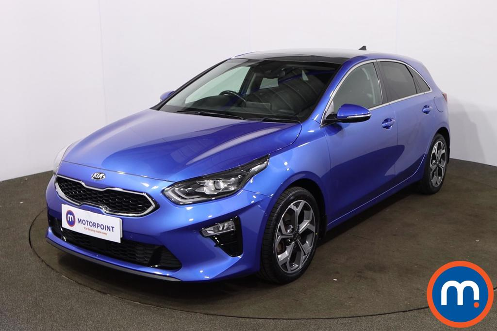 KIA Ceed 1.4T GDi ISG First Edition 5dr - Stock Number 1226600 Passenger side front corner